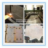 Taglio d'acciaio resistente all'uso di Nm400 Nm500 Paltes come illustrazione