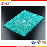 Folha sólida de policarbonato de diamante aprovado SGS