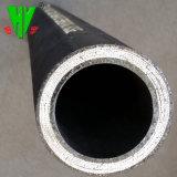 Aangepaste Grootte Graden Slang Op hoge temperatuur van de Slang van 2 Duim Spiraalvormige Beschikbare 200 van de Bestand Rubber