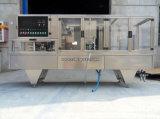 Automatischer linearer Typ Zuckerrohr-Saft-Plastikcup-Dichtungs-Verpackungsmaschine