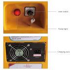 二重十分のマストの電気空気のチェリーのピッカーか順序のピッカー