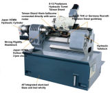 자동적인 금속 절단을%s 중국 CNC 선반 기계 Ck42t