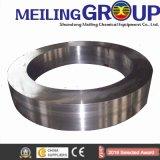 重い鍛造材はベアリング部品のための熱い鋼鉄継ぎ目が無い転送されたリングの鍛造材を鳴らす