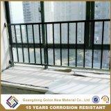 高品質の安全バルコニーの塀との電流を通された鋼鉄デザイン