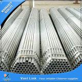 Tubo de acero galvanizado sumergido caliente BS1387 para el edificio