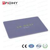 13.56MHz Frequência dupla de PVC passiva Gravável Cartão RFID para controle de acesso