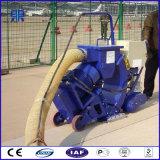 移動式路面のショットブラスト機械