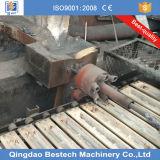 Machine de bâti en aluminium de porc