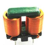 Inductores Sq comunes plomados del alambre plano del modo de EE