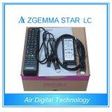 Kabelfernsehen-Kasten DVB C des Linux-Enigma2 Zgemma-Stern LC