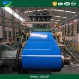 Vorgestrichenes Stahlzink beschichtete Ral PPGI Exporteur-Farben-Beschichtung-Ring