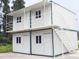 Het Geprefabriceerd huis van de Workshop van de Structuur van het staal/het Pakhuis van de Structuur van het Staal/het Huis van de Container (xgz-283)