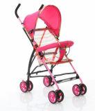 Heißer populärer bunter einfacher Baby-Stoss-Buggy