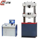 machine de test universelle hydraulique de résistance à la traction d'étalage d'écran de l'ordinateur 1000kn