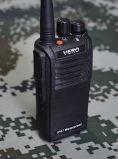 IP67 imperméabilisent le talkie-walkie tenu dans la main avec la batterie Li-ion de 2800 heures-milliampère