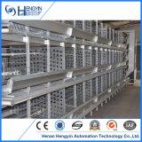 養鶏場装置の高容量電池の養鶏場のケージ