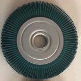 Fil Decarburization Custiomized professionnel brosse en acier à fermeture éclair Pinceau de polissage de surface