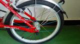 Велосипед одиночного сплава скорости складывая с стержнем сплава складывая (BE-006)