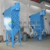 Système de cartouche de filtre d'extraction de poussière Industrial Forst