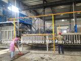 ENV-Kleber-Zwischenlage-Panel-Maschinerie-leichtes Betonmauer-Panel, das Maschine herstellt