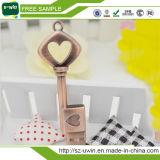 Stok van het Geheugen USB van de liefde de Zeer belangrijke 8GB voor de Gift van het Huwelijk