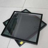 Alta Transparente 5 mm+6A+5mm Super grandes corpos ocos de baixa e o vidro temperado