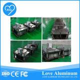 Máquinas de tabuleiros de padaria de alumínio