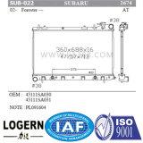 Asamblea del radiador del coche para Subaru en Forester'02- / DPI: 2674