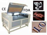 doppelte Köpfe 80W EVA-Ausschnitt-Maschine in der Laser-Maschinerie, Funktion Area1300mm*900mm