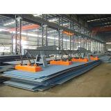 Tirante magnético industrial retangular para a placa de aço
