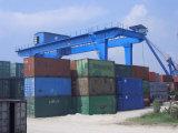 高品質の二重ガードの容器のガントリークレーン中国