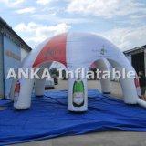 Раздувной шатер спайдера с 6 держателями для случаев
