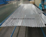 Pain en acier galvanisé ondulé de toit de panneau formant la machine