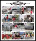 卸し売り鋼鉄使用されたレンタル金の宴会の椅子