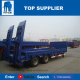 A Titan Cama Baixa Trailer de 100 ton transportador plataforma de carga