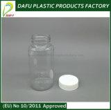 пластичная бутылка микстуры 150ml с крышкой верхней части Flip