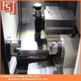 Inclinação de 30 Graus Tornos CNC pequena Cama