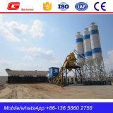 Le bétonnage l'usine de construction de machines et équipements pour la vente de l'Elbe