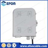 Gpon ONU Fibra óptica Splitter 10 pares FTTH Terminal Box (FDB-08E)