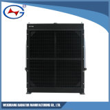 Radiador del cobre del agua Dp222LC-1 para el conjunto de generador diesel de Doosan