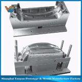 De het plastic Deel van het Afgietsel van de Matrijs van het Aluminium van de Component en Vorm van de Injectie