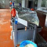 Lavatrice grande di taglio e di pulizia dell'ortaggio da radice