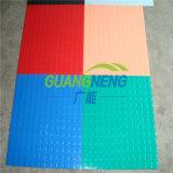 Bevloering Rubebr, Vuurvaste RubberBevloering van de Gymnastiek van het Blad van de kleur de Industriële Rubber Binnen Antislip