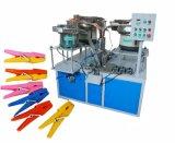Máquina automática de montaje de pasador de ropa, máquina de montaje de clip de tela