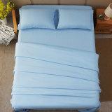 Ensemble de literie Queen size de l'hôtel 100% coton monté drap de lit