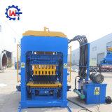 Entièrement automatique hydraulique Qt6-15 solides/Creux/machine à fabriquer des blocs de béton de ciment/finisseur