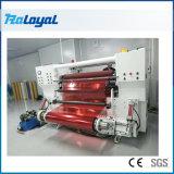 Papier à haute vitesse horizontale de refendage de Découpe CNC Rembobinage de la machine