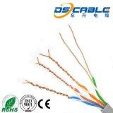 0.50mm de cobre desnudo 4pares UTP Cat5 Cable LAN