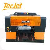 Tecjet 3350 330*500mm Support couleur blanc XP600 Machine d'impression jet d'encre DX7 de la lecture de carte de visite de l'imprimante UV