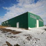 Usine Anti-Rust Vente directe de la structure en acier du bâtiment de métal